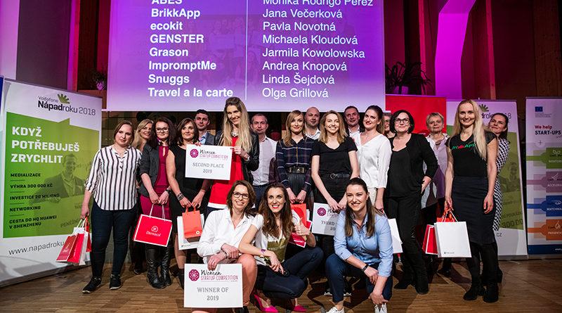 Talentované startupistky se mohou registrovat do čtvrtého ročníku Women Startup Competition