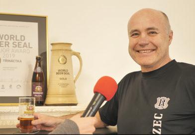 """""""Chceme se vrátit ke kořenům a učinit z českého piva světový pojem,"""" říká F. Jungmann"""