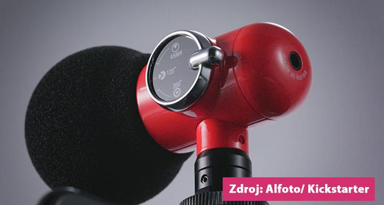 Mikrofon se třemi módy Qmic