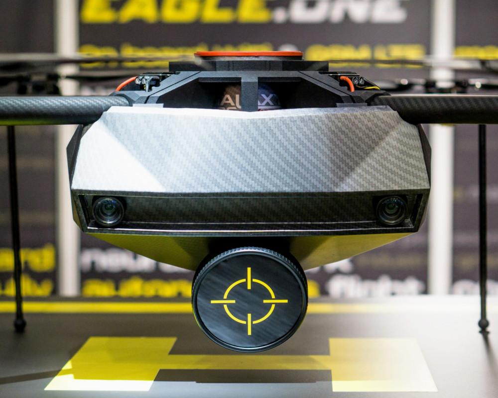 Bezpilotní dron Eagle One