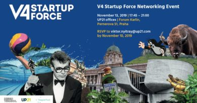 V4 Startup Force Networking Event
