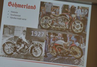 Na Konferenci Brno se hovořilo o budoucnosti automotive, představila se i elektromotorka Böhmerland