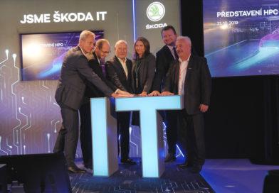 Škoda Auto spustila nejvýkonnější superpočítač v Česku