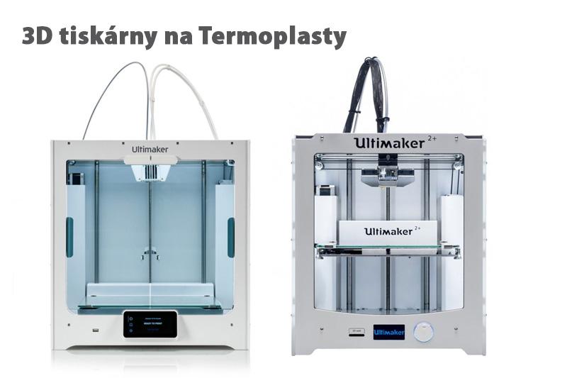 3Dwiser - termoplasty 3D tisk