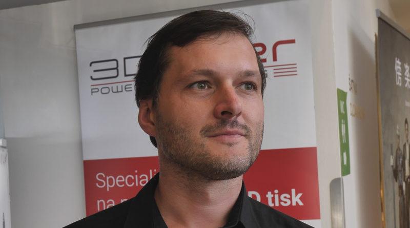"""""""Jsme jednou z nejstarších firem zabývajících se v ČR 3D tiskem,"""" říká Mančal z 3D Wiser"""