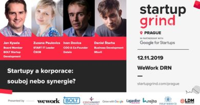 Startup Grid Prague