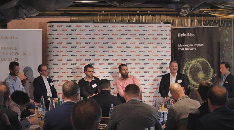Je důležité porovnat zkušenosti startupů s tradičním segmentem, řekl Kovanda na Euro Konferenci