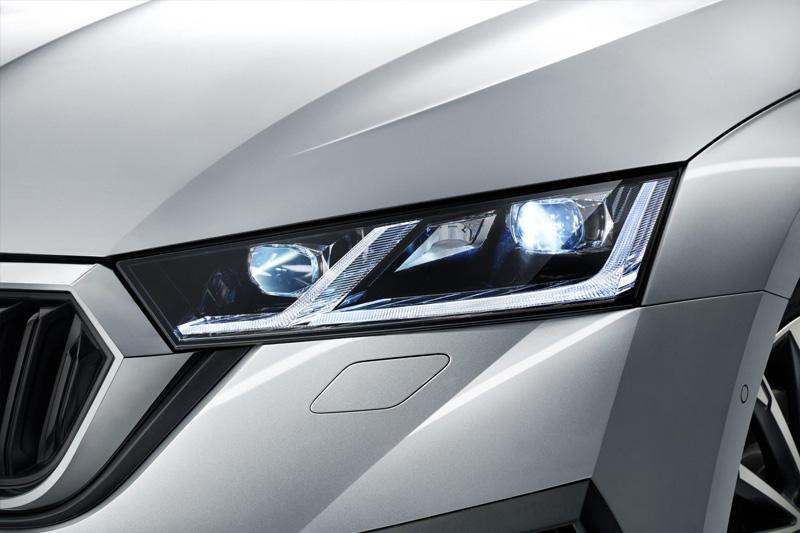 Škoda Octavia čtvrté generace