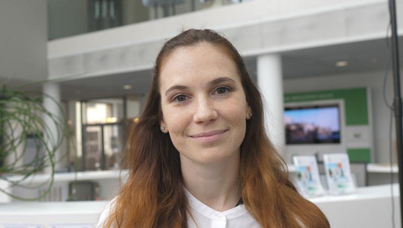 Anna Patočková, Client Service Executive NMS Market Research