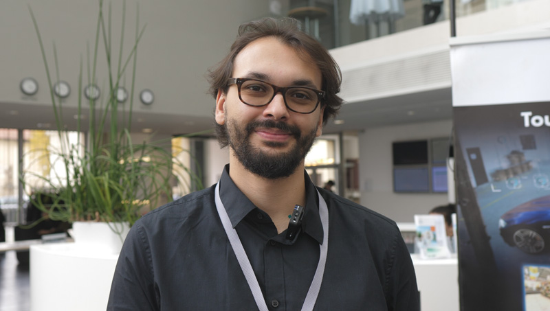 Filip Rybín, Client Service Executive NMS Market Research