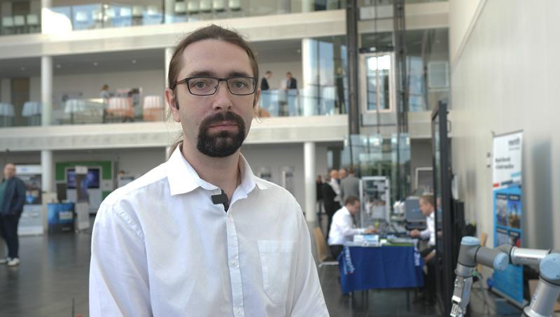 Miroslav Suchánek, obchodní zástupce DREAMlandROBOTS