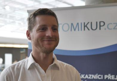 """""""Chceme, aby lidé rozdávali dárky, které se hodí ostatním,"""" říká zakladatel startupu Tomikup.cz"""