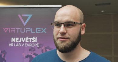 Vít Boháček, projekt manažer Virtuplex