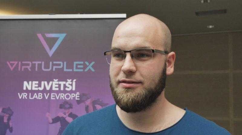 """""""Virtuplex je největší virtuální laboratoř v Evropě,"""" říká Vít Boháček"""