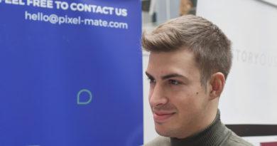 Jan Černošek, Business Consultant Pixelmate
