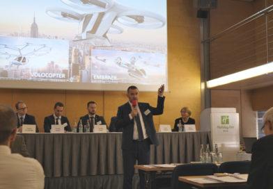 Elektrifikace, autonomní letadla, inovace v aerospace a další, to byla Konference Brno