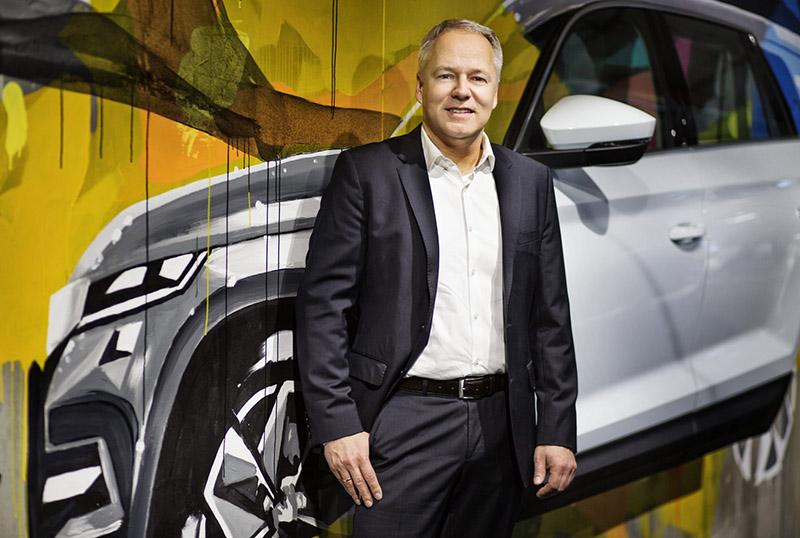 Andre Wehner, CDO společnosti Škoda Auto