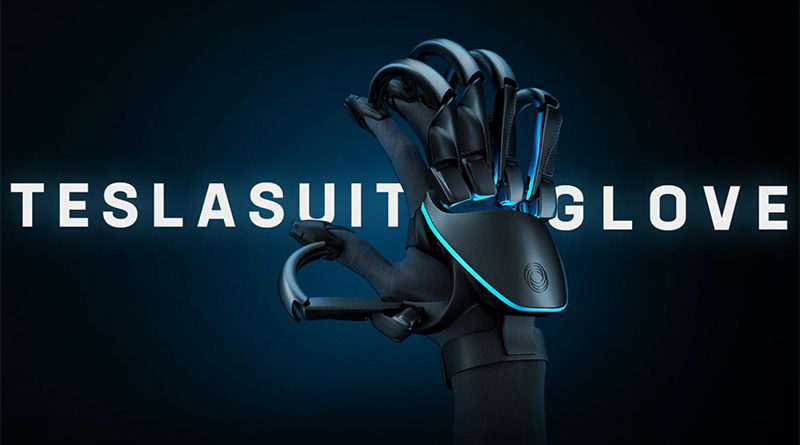 Teslasuit Gloves