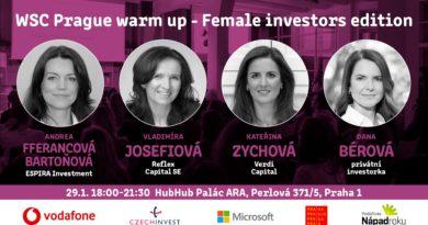 WSC Prague warm up - Female investors edition