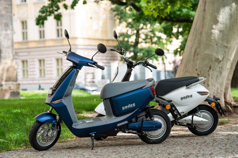 Motorky Yadea