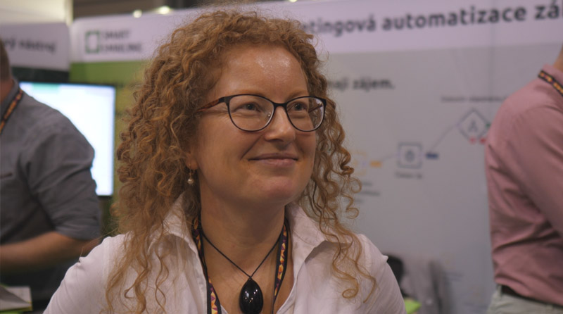 Markéta Danišová, Smart Emailing