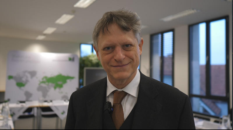 Pavel Mertlík - rektor ŠAVŠ