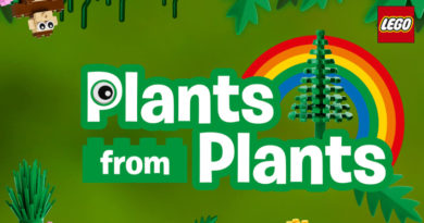 Plants from Plants - Lego
