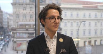 David Stančík, Daruju Krev