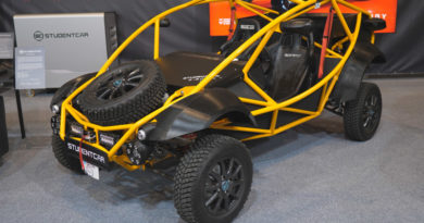 Student Car - e-Buggy