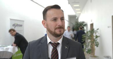 István Szabo - ředitel Unis