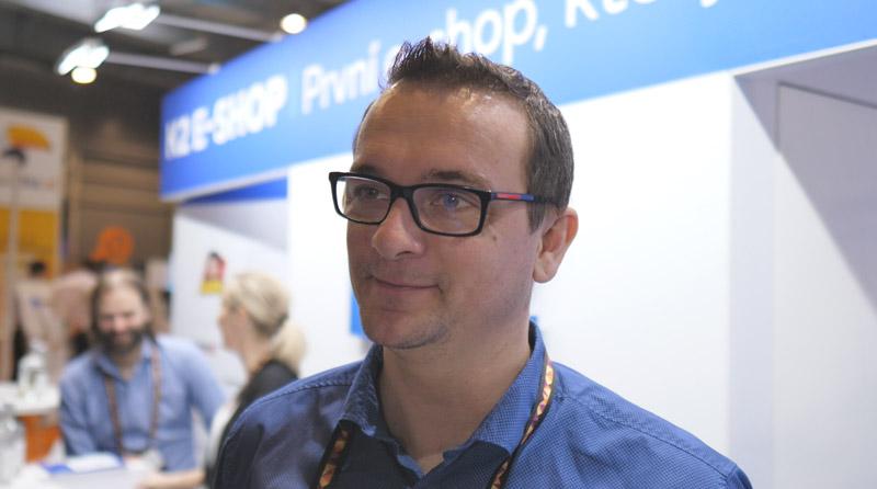 Tomáš Szkandera, ředitel vývoje K2 atmitec