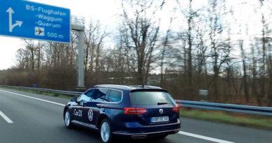 Volkswagen dálnice - autonomní jízda