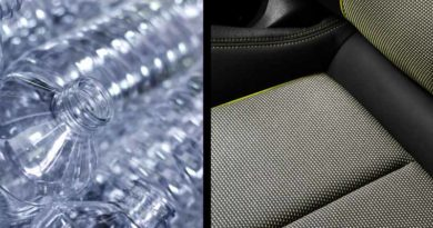 Audi - sedačky PET