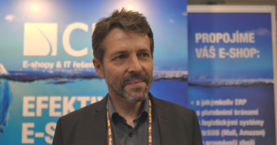 Ladislav Groh, jednatel společnosti CIS