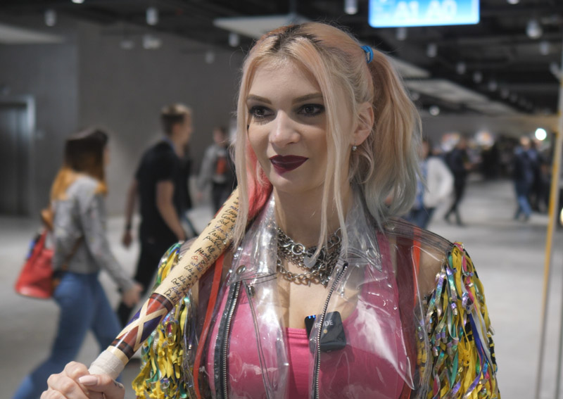 Harley Quinn_cosplayer