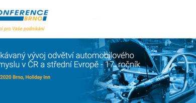 Konference Brno Automotive