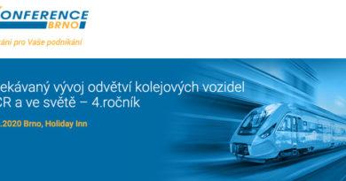 Konference Brno - Kolová vozidla
