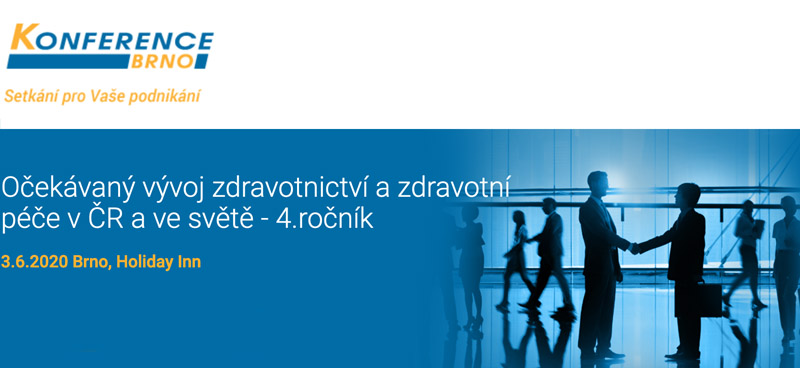 Konference Brno zdravotnictví