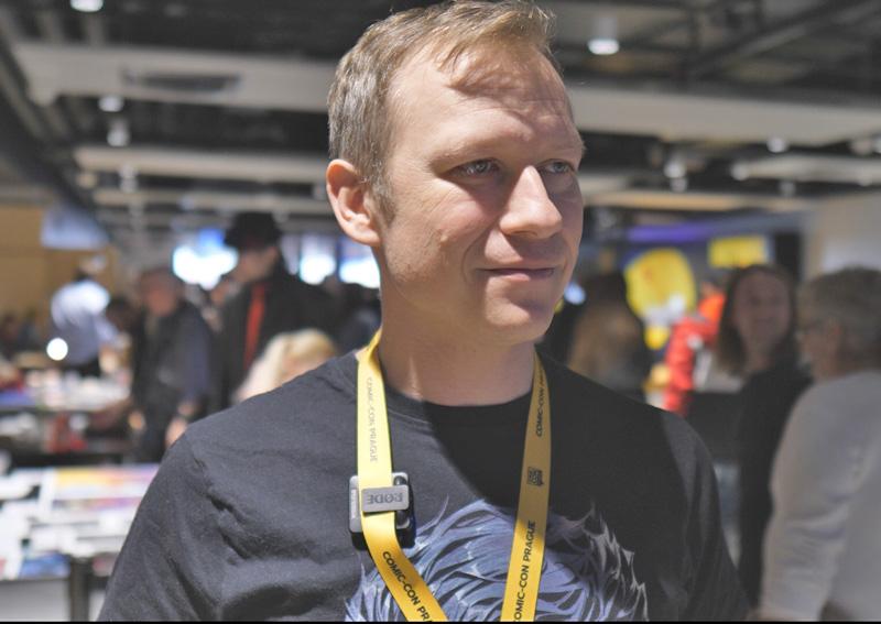Pavel Renčín, marketingový ředitel Active Group