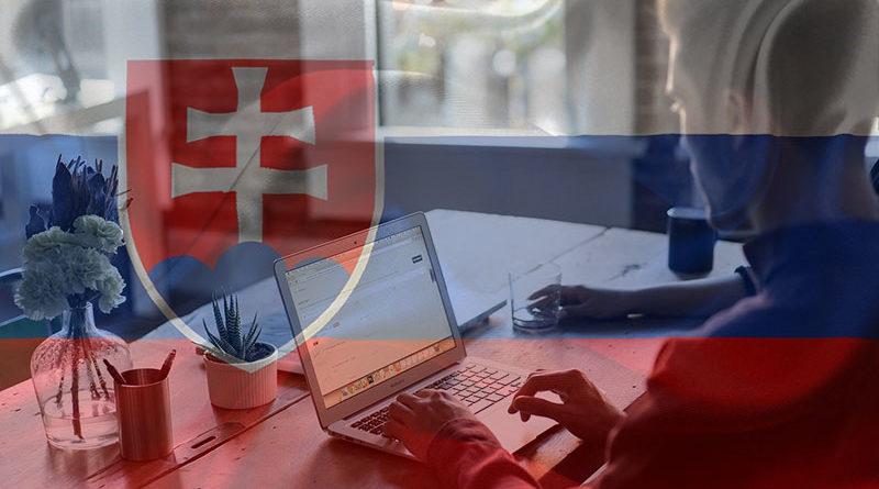 Pracovník Slovensko