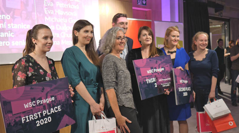 Women Startup Competition ovládl vesmírný projekt Spacemanic