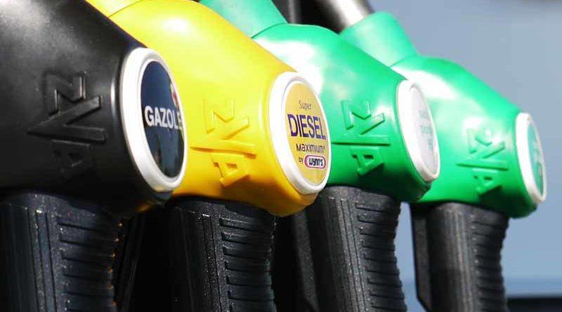 Benzínky