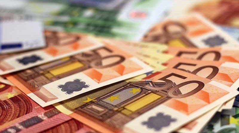 Euro financování