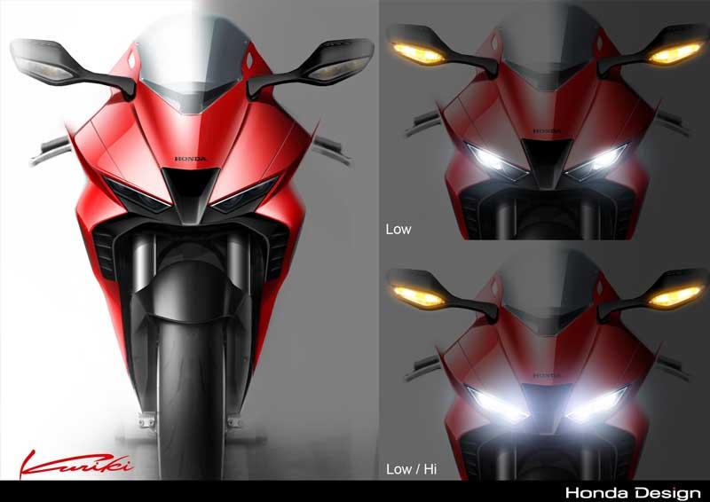 Honda Fireblade