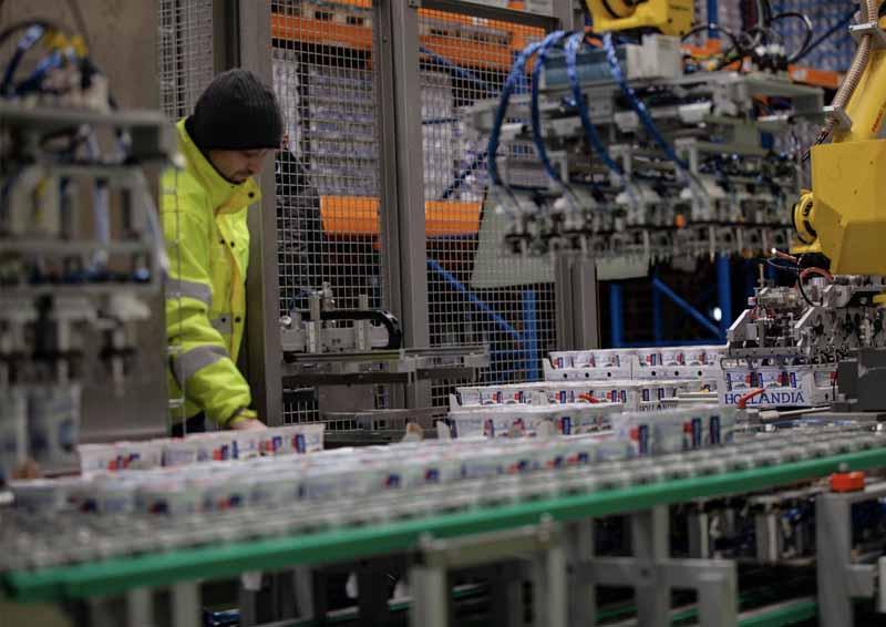 Robotizace Hollandia