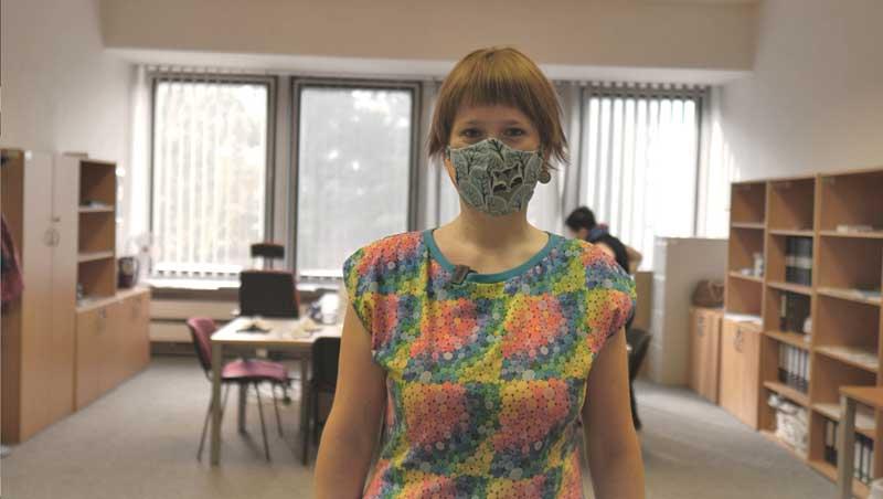 Kateřina Halamová - sociální pracovnice CPIC MB