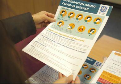 Mladá Boleslav a CPIC vydaly letáky o koronaviru do 11 jazyků