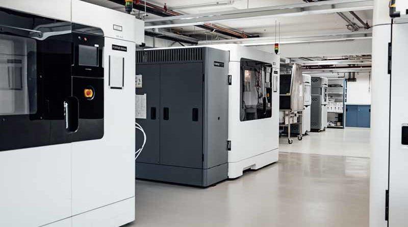 Mercedes-benz 3D tisk koronavirus