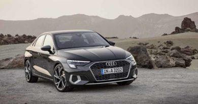 Audi A3 Sedan Limuzína