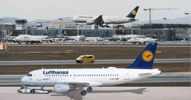 Aerolinky Lufthansa